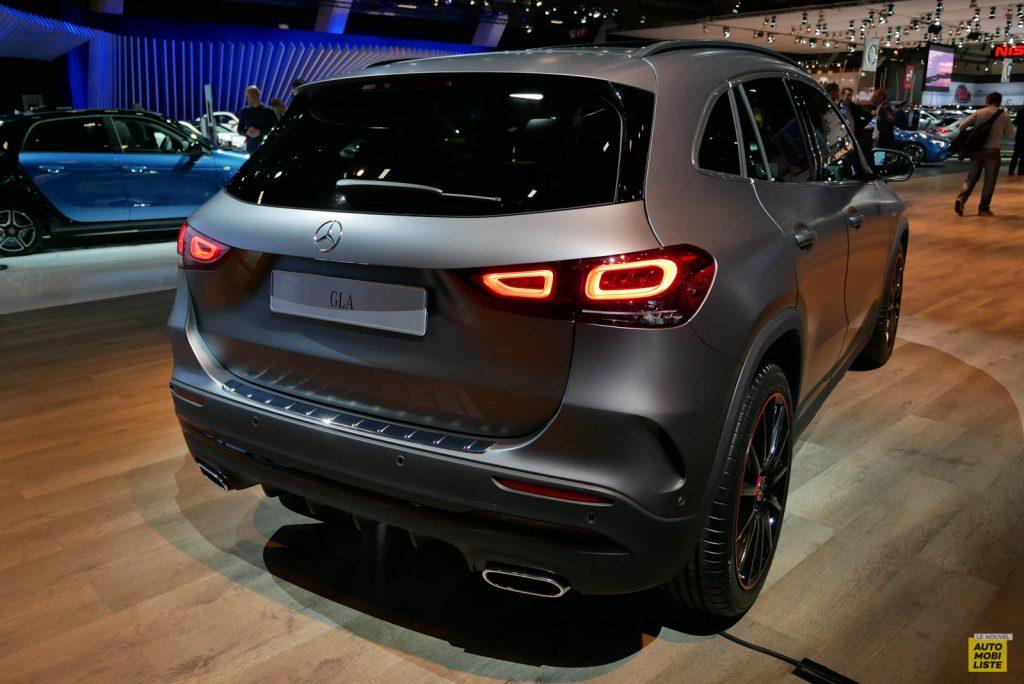 Mercedes-Benz GLA II (2019) 57