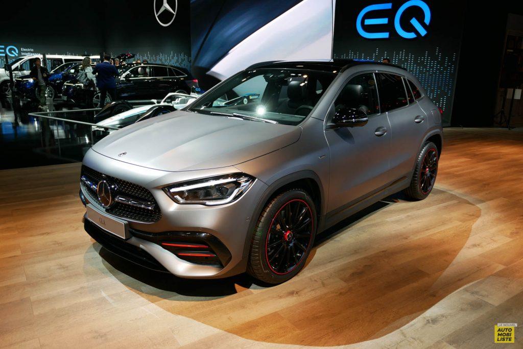 Mercedes-Benz GLA II (2019) 55