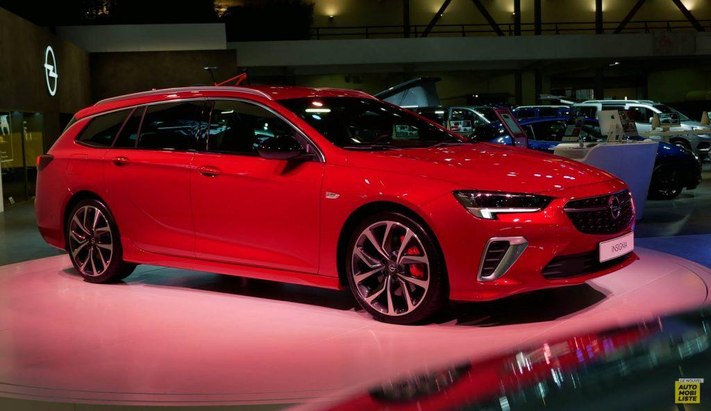 Opel Insignia GSI Restylée