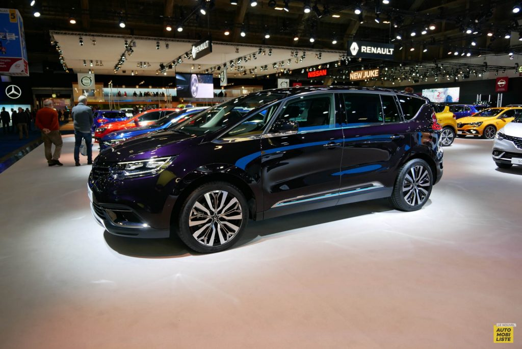 Renault Espace V Phase II (2019) 55
