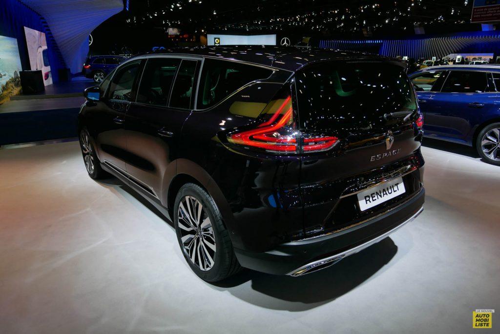 Renault Espace V Phase II (2019) 57