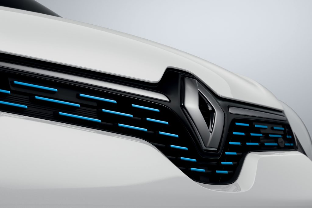 2020 Renault Twingo ZE 01