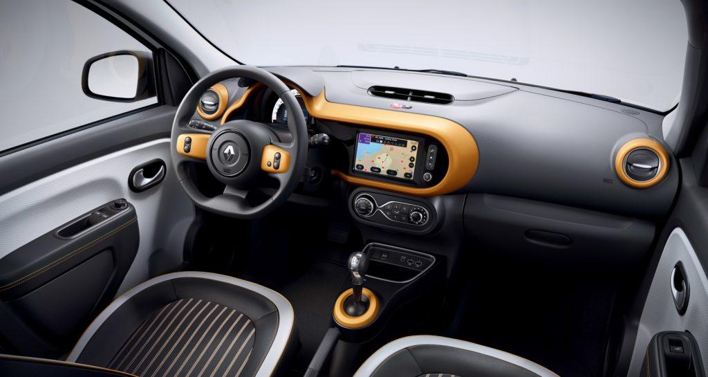 2020 Renault Twingo ZE 09