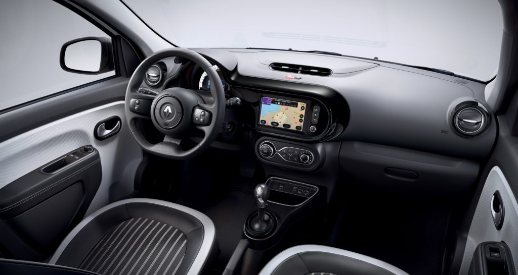 2020 Renault Twingo ZE 10