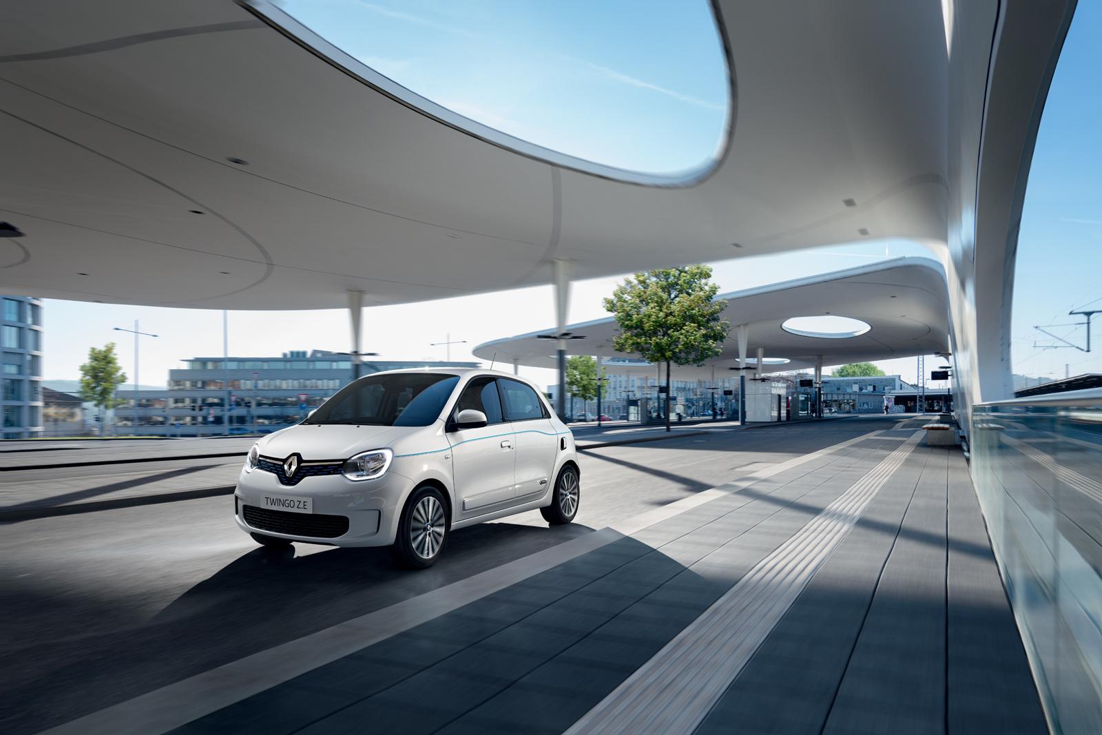 2020 Renault Twingo ZE 25