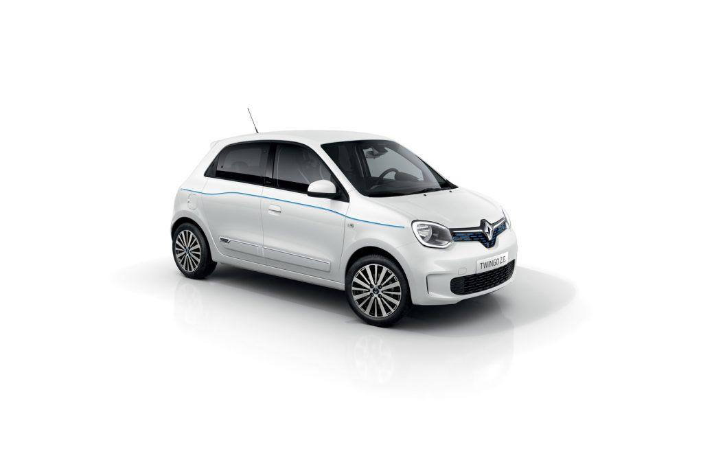 2020 Renault Twingo ZE 27