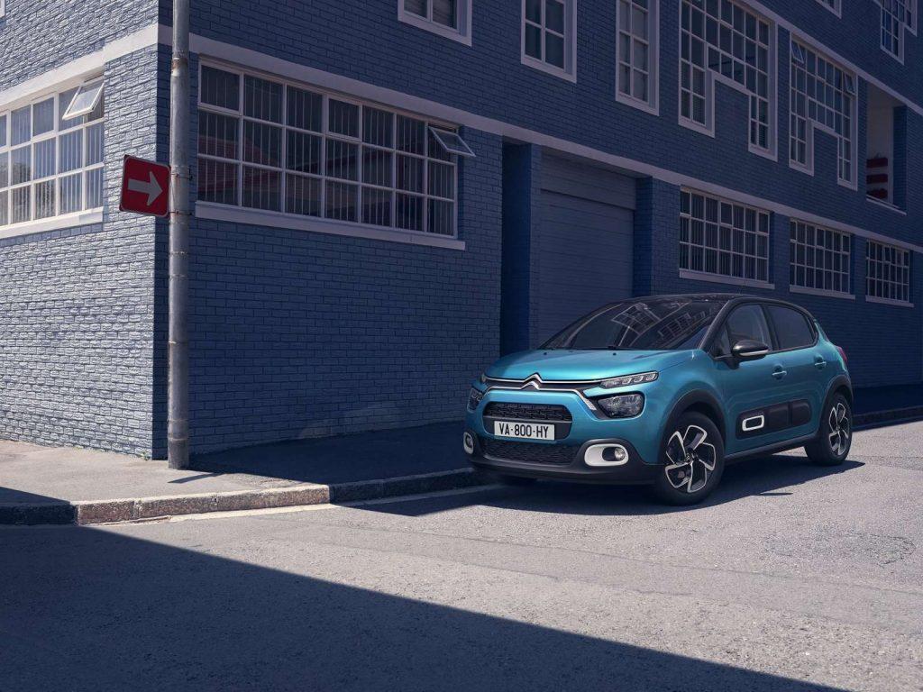 Citroën C3 III phase II (2020) 10