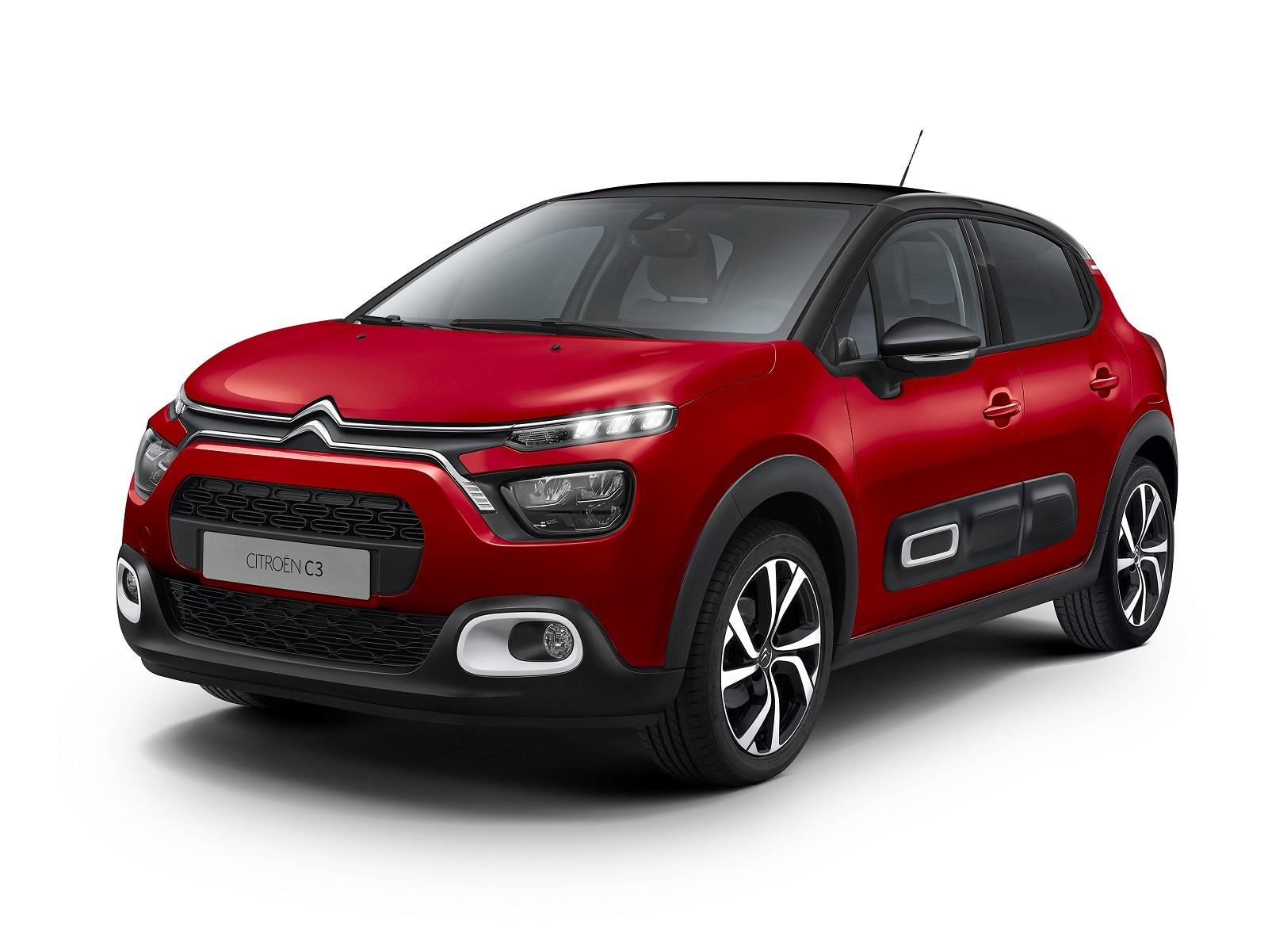 Citroën C3 III phase II (2020) 3