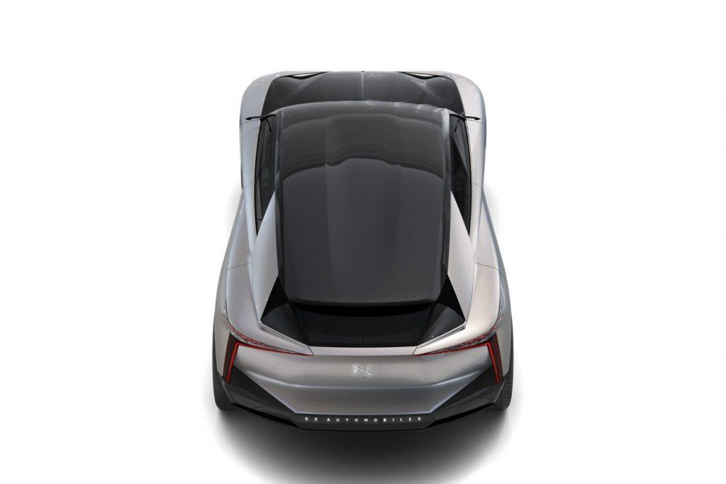DS Aero Sport Lounge concept 2020 2