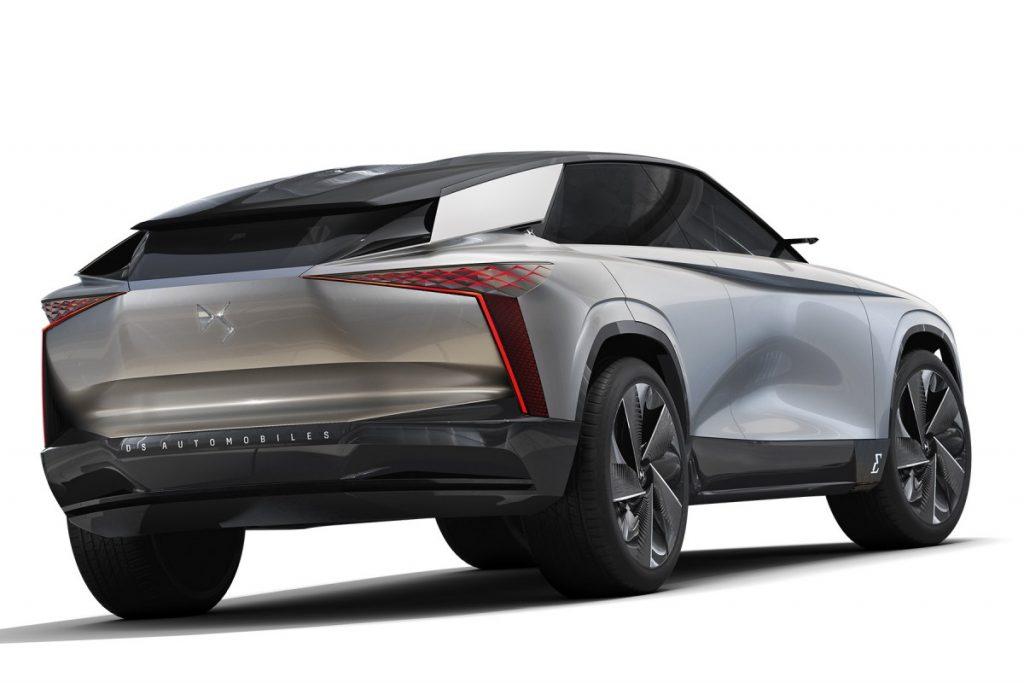 DS Aero Sport Lounge concept 2020 3