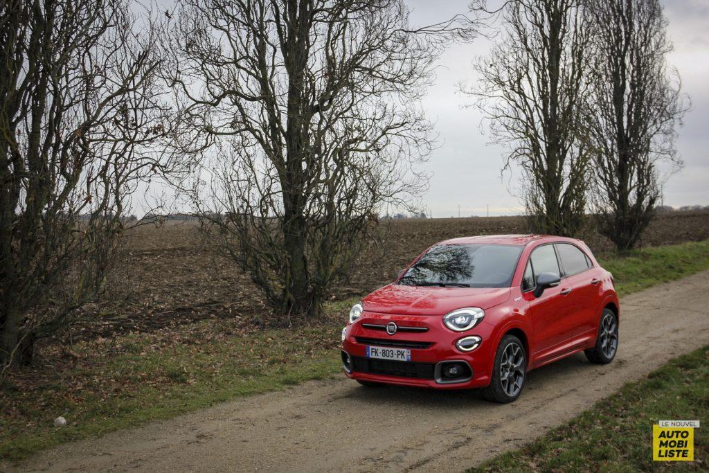 Essai Fiat 500X Sport Le Nouvel Automobiliste 106