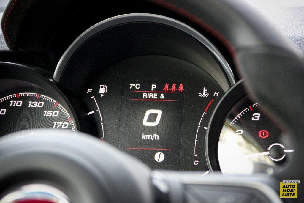 Essai Fiat 500X Sport Le Nouvel Automobiliste 120