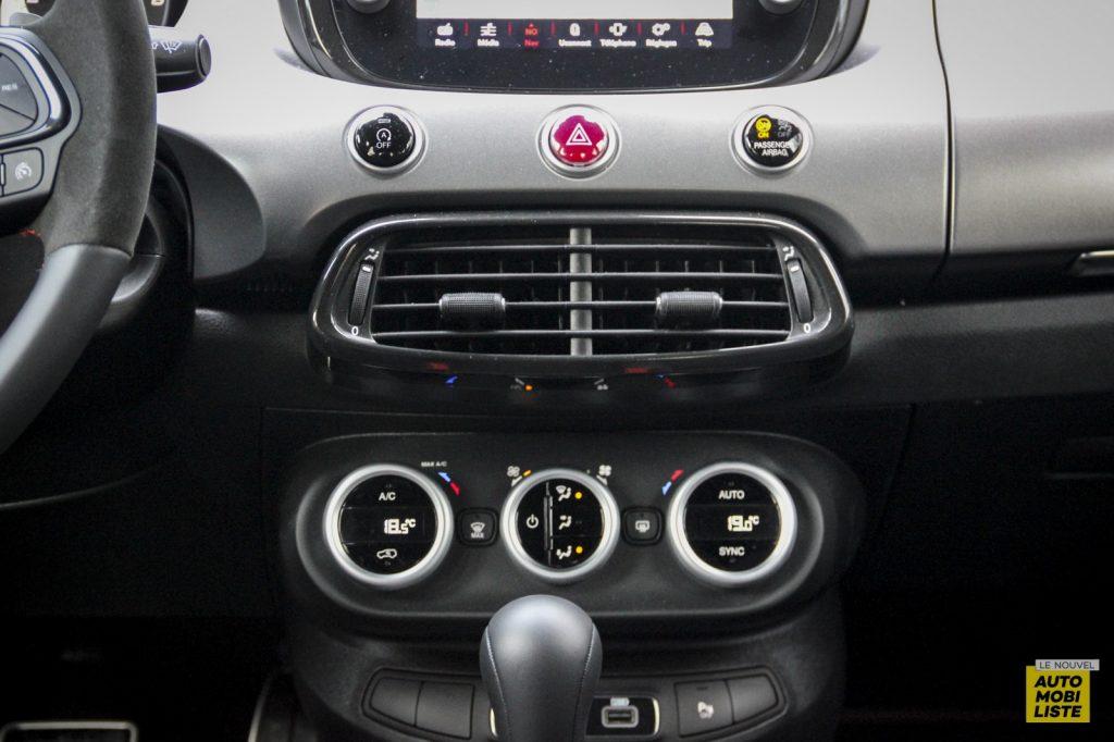 Essai Fiat 500X Sport Le Nouvel Automobiliste 121