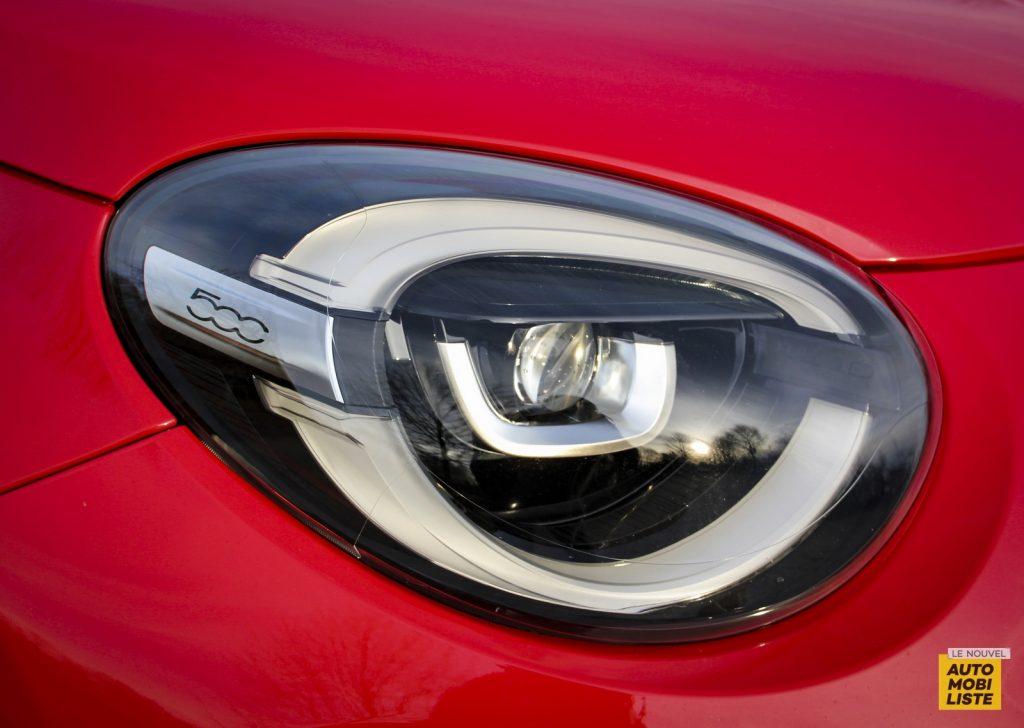 Essai Fiat 500X Sport Le Nouvel Automobiliste 14