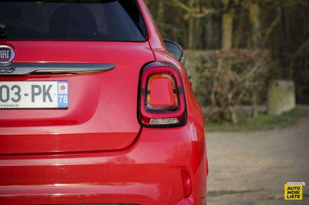Essai Fiat 500X Sport Le Nouvel Automobiliste 46