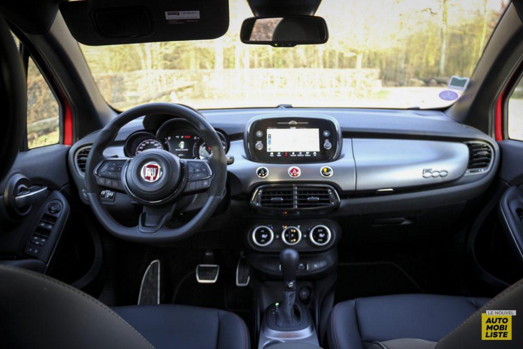 Essai Fiat 500X Sport Le Nouvel Automobiliste 67