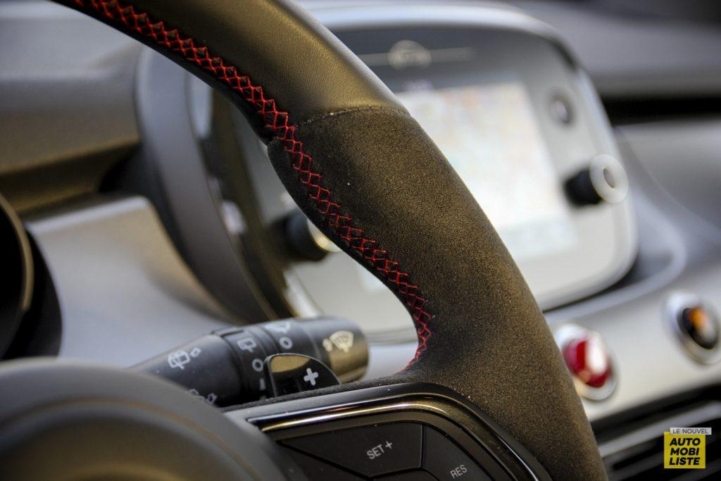 Essai Fiat 500X Sport Le Nouvel Automobiliste 70