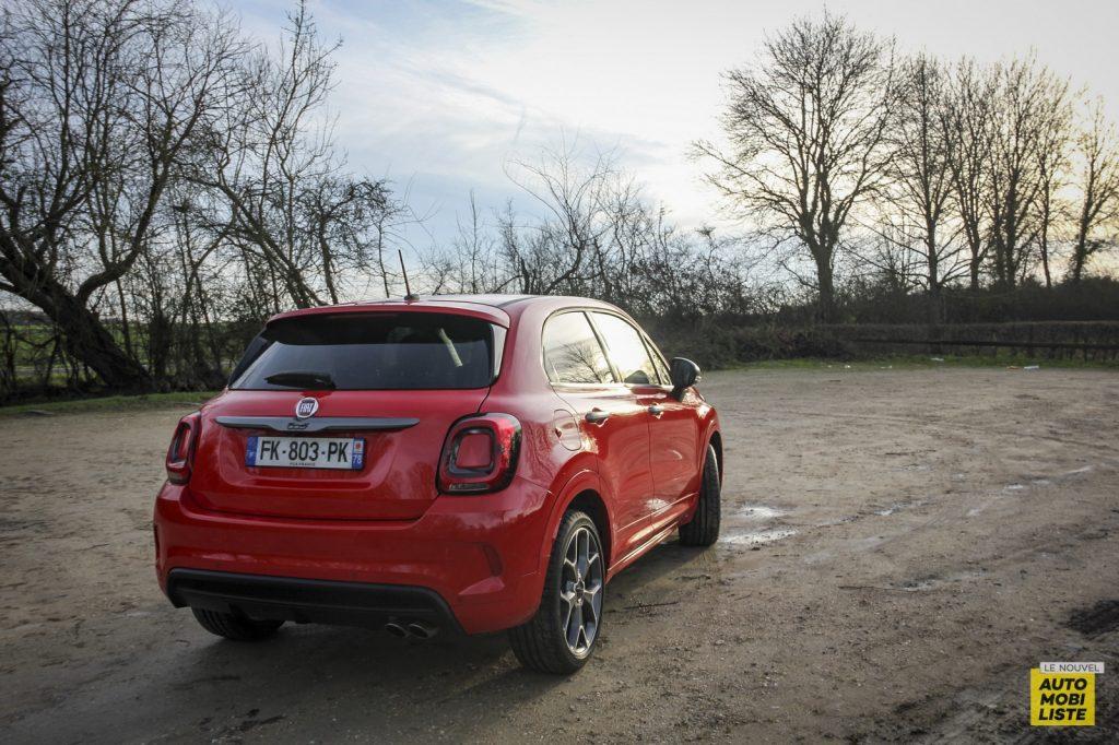 Essai Fiat 500X Sport Le Nouvel Automobiliste 9