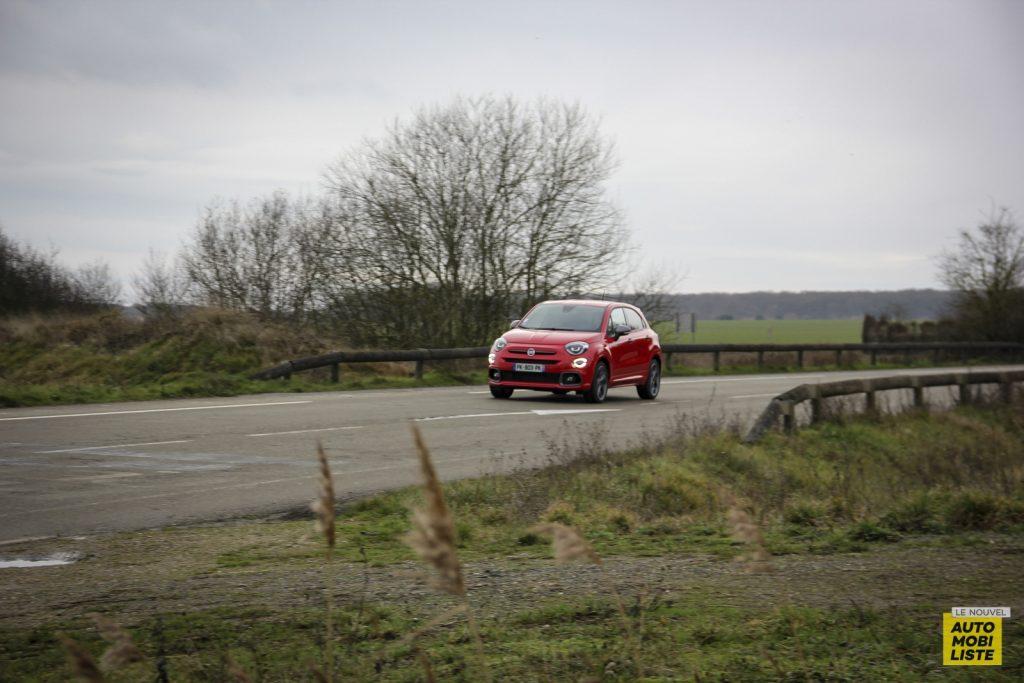 Essai Fiat 500X Sport Le Nouvel Automobiliste 95