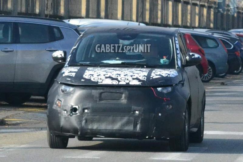Fiat 500 électrique 2020