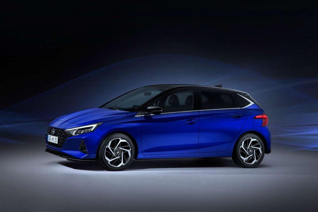 Nouvelle Hyundai i20 2020