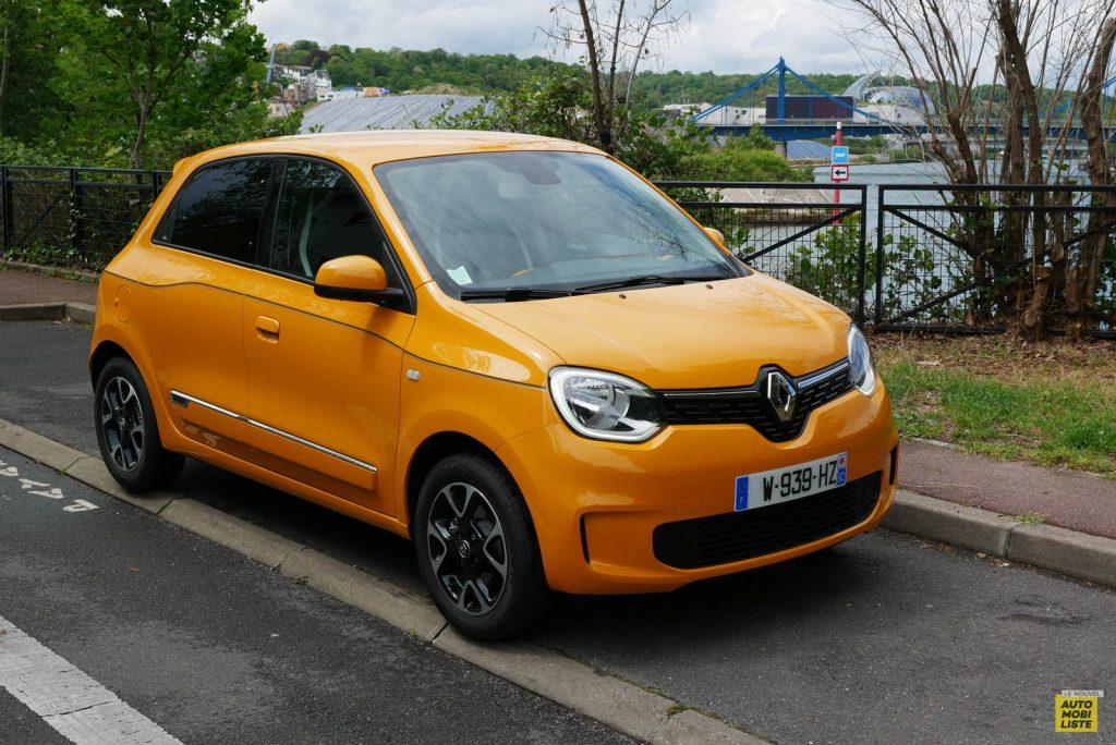 LNA Essai 2019 Renault Twingo 3.2 1.0 SCe Intens 01