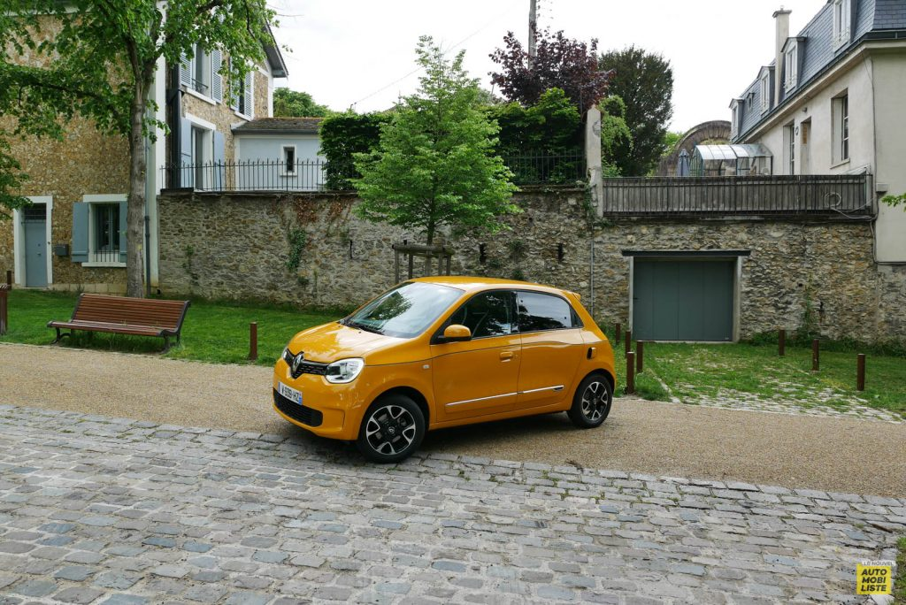 LNA Essai 2019 Renault Twingo 3.2 1.0 SCe Intens 04