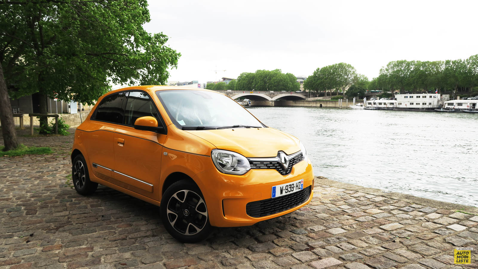 LNA Essai 2019 Renault Twingo 3.2 1.0 SCe Intens 11