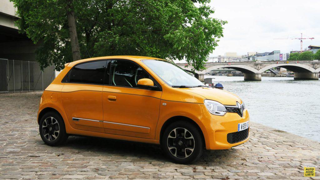 LNA Essai 2019 Renault Twingo 3.2 1.0 SCe Intens 12