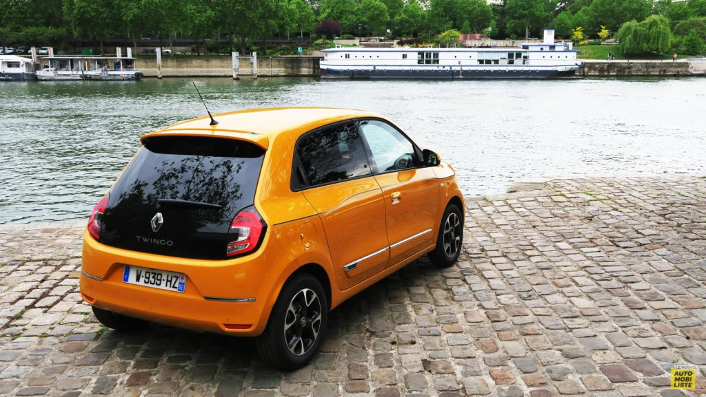 LNA Essai 2019 Renault Twingo 3.2 1.0 SCe Intens 14