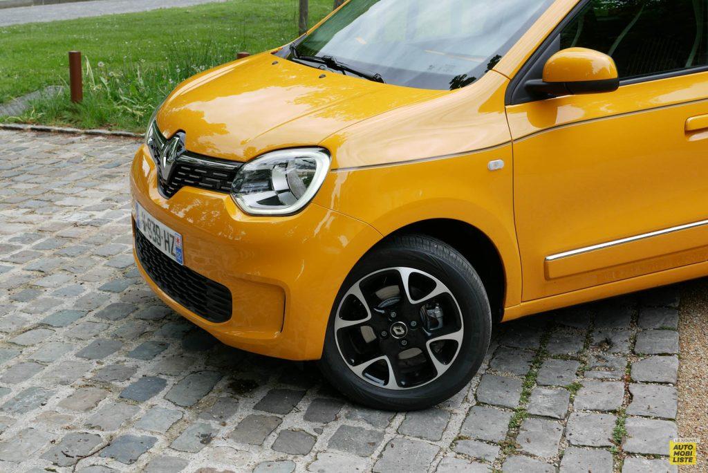 LNA Essai 2019 Renault Twingo 3.2 1.0 SCe Intens Exterieur Detail 02