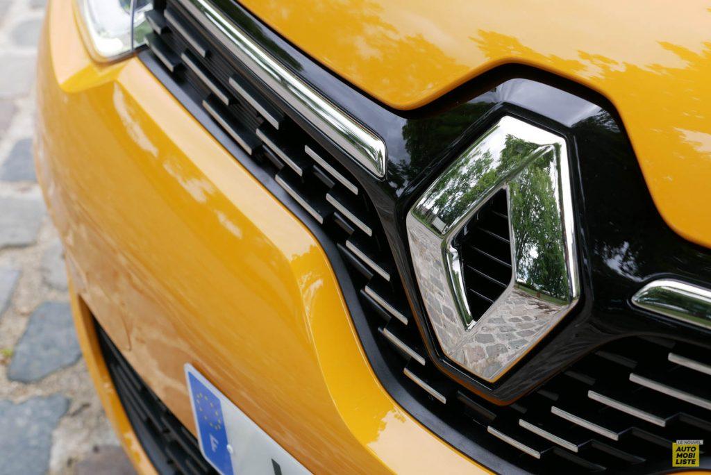 LNA Essai 2019 Renault Twingo 3.2 1.0 SCe Intens Exterieur Detail 03