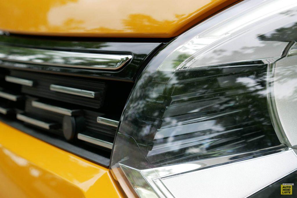 LNA Essai 2019 Renault Twingo 3.2 1.0 SCe Intens Exterieur Detail 04