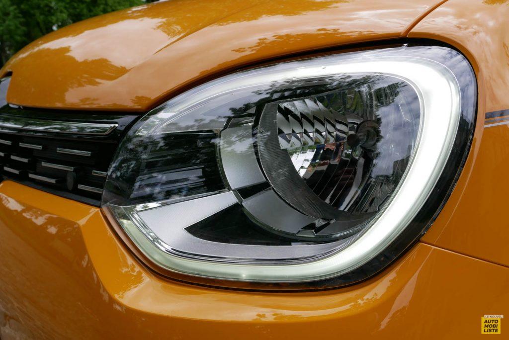 LNA Essai 2019 Renault Twingo 3.2 1.0 SCe Intens Exterieur Detail 05
