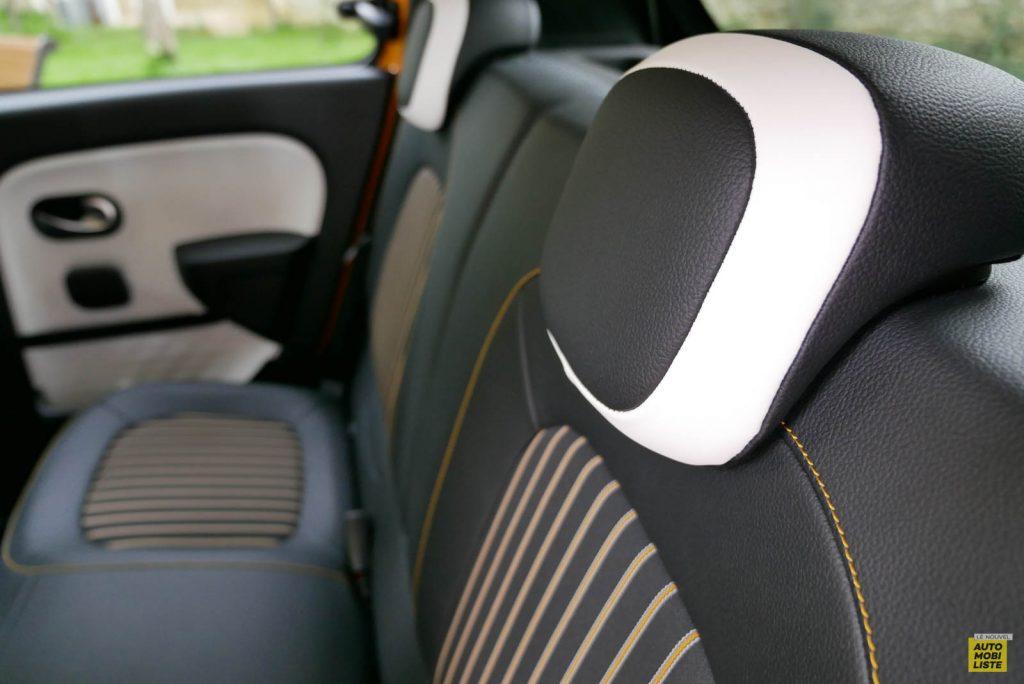LNA Essai 2019 Renault Twingo 3.2 1.0 SCe Intens Interieur 03