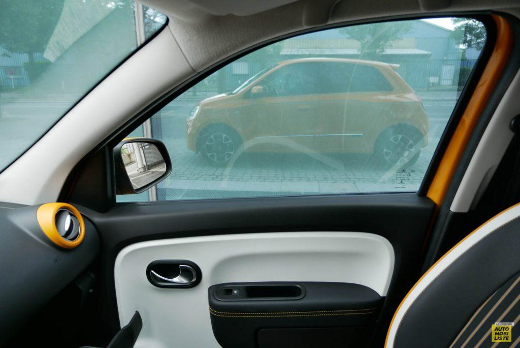LNA Essai 2019 Renault Twingo 3.2 1.0 SCe Intens Interieur 04