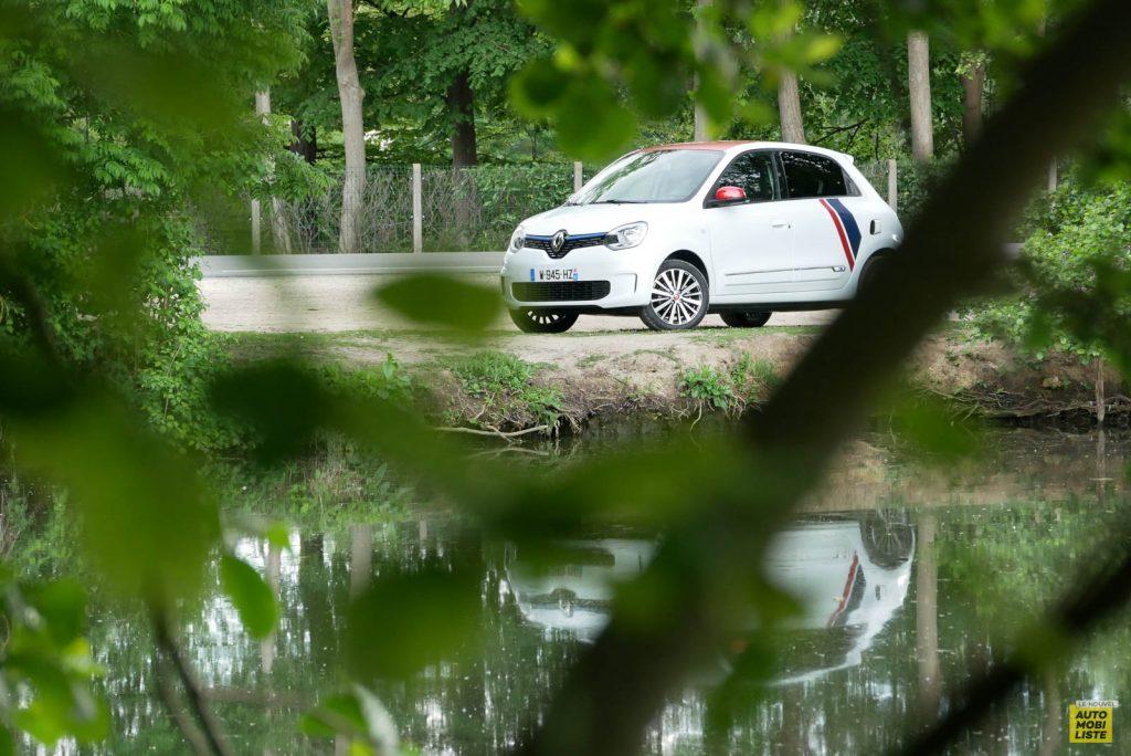 LNA Essai 2019 Renault Twingo 3.2 Le Coq Sportif Exterieur 07