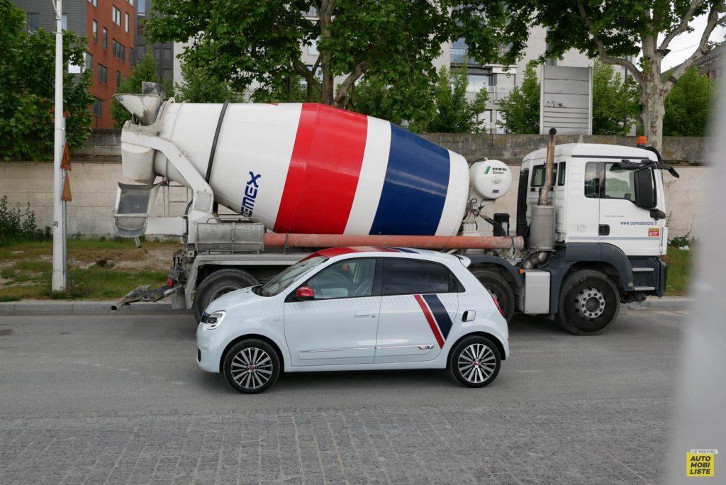 LNA Essai 2019 Renault Twingo 3.2 Le Coq Sportif Exterieur 12
