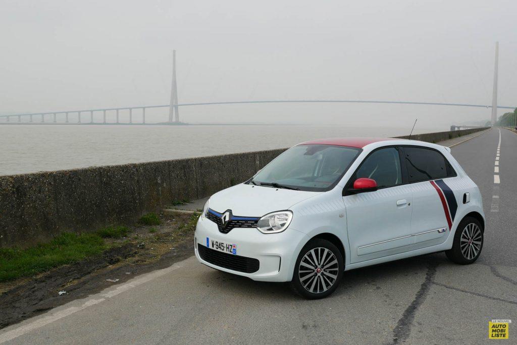 LNA Essai 2019 Renault Twingo 3.2 Le Coq Sportif Exterieur 16