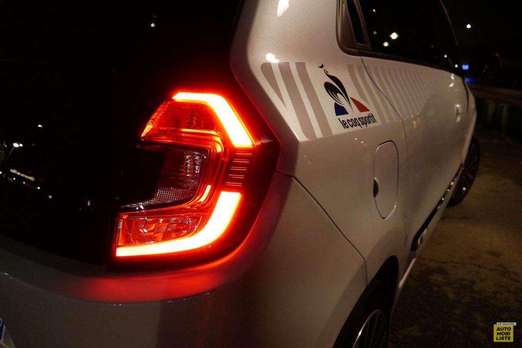 LNA Essai 2019 Renault Twingo 3.2 Le Coq Sportif Exterieur 21