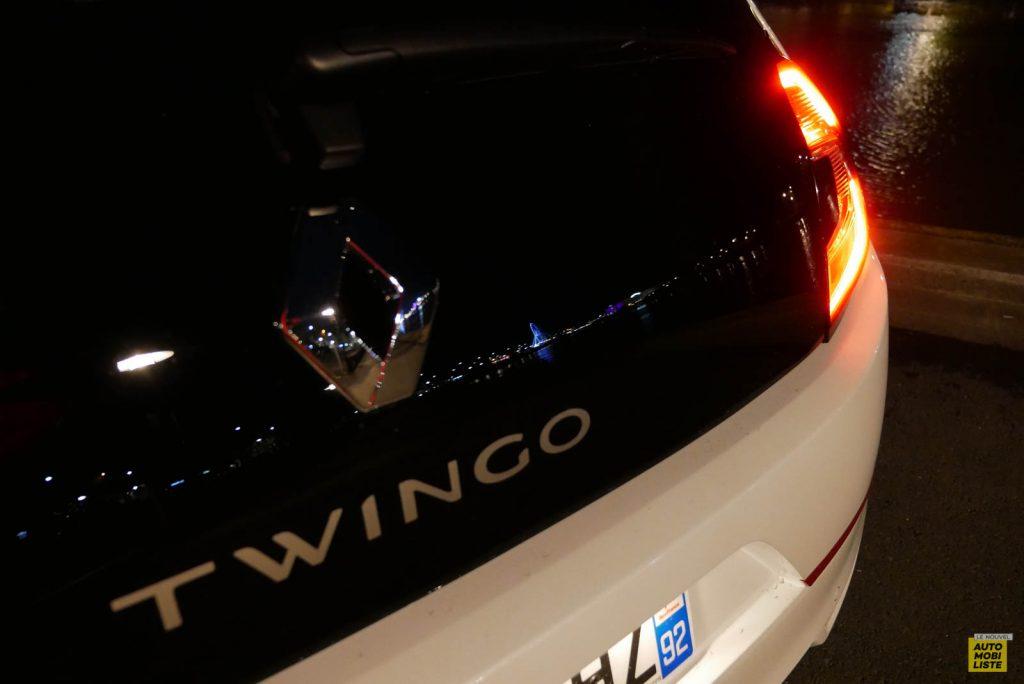 LNA Essai 2019 Renault Twingo 3.2 Le Coq Sportif Exterieur 22