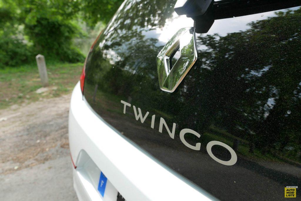 LNA Essai 2019 Renault Twingo 3.2 Le Coq Sportif Exterieur Detail 09