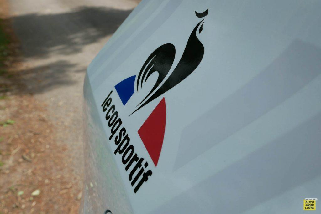 LNA Essai 2019 Renault Twingo 3.2 Le Coq Sportif Exterieur Detail 11