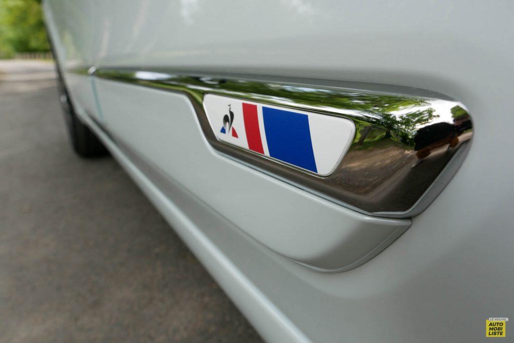 LNA Essai 2019 Renault Twingo 3.2 Le Coq Sportif Exterieur Detail 13