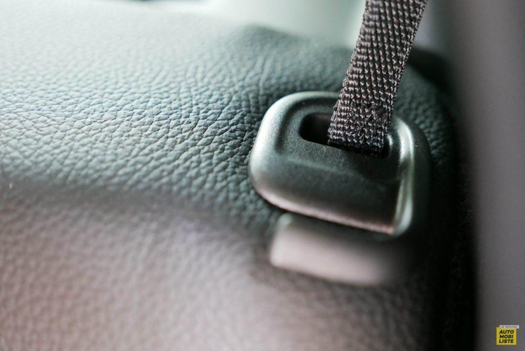 LNA Essai 2019 Renault Twingo 3.2 Le Coq Sportif Interieur Detail 16
