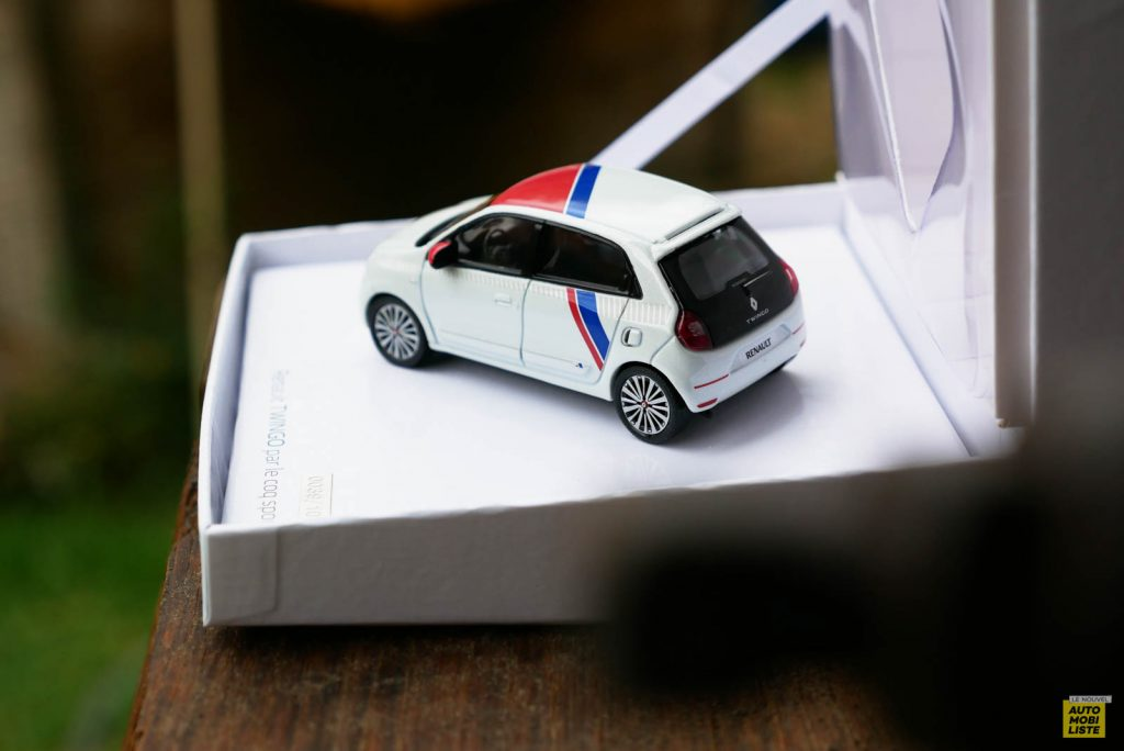 LNA Essai 2019 Renault Twingo 3.2 Le Coq Sportif Norev 10