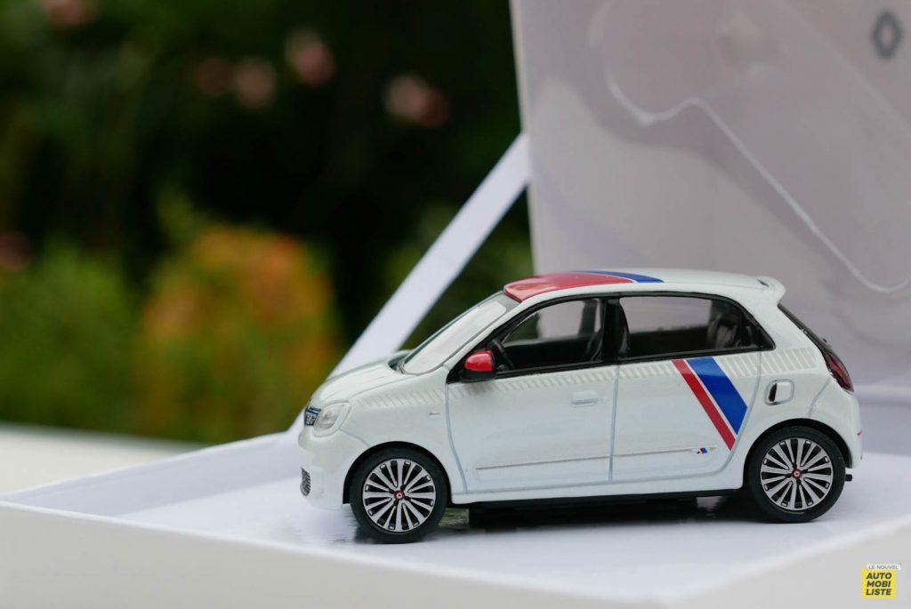 LNA Essai 2019 Renault Twingo 3.2 Le Coq Sportif Norev 16