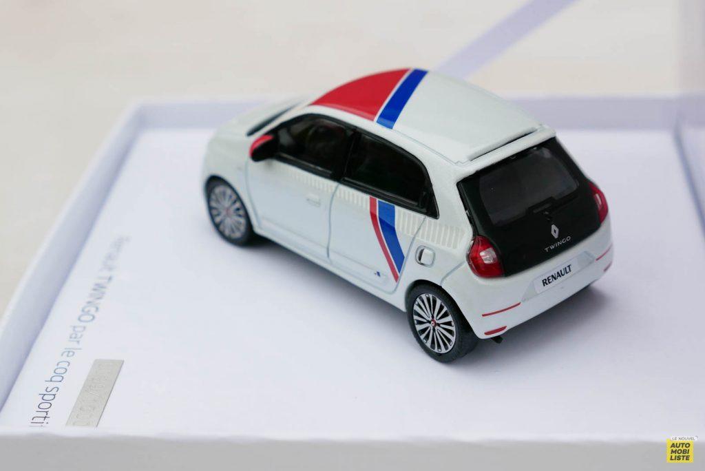 LNA Essai 2019 Renault Twingo 3.2 Le Coq Sportif Norev 19