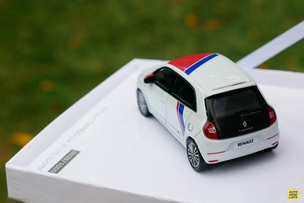 LNA Essai 2019 Renault Twingo 3.2 Le Coq Sportif Norev 26