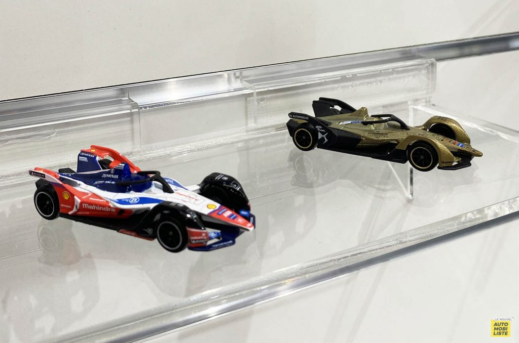 LNA Salon 2001 Nuremberg Majorette Formula E 15